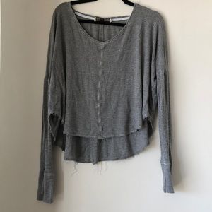 Anthropology Loungewear Top